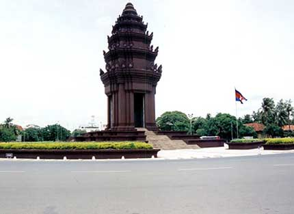 独立纪念碑Independence Monument