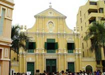 玫瑰圣母堂 St. Domingo's Church