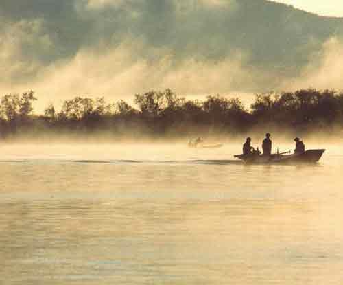 中国太阳最先升起的地方美丽的乌苏里江