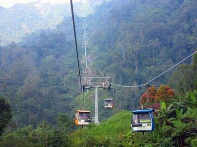 东南亚最大的高原避暑度假区 云顶高原-吾爱旅游网5.