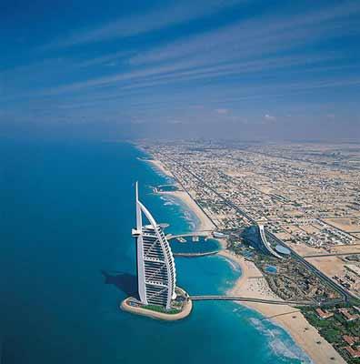 吾爱首页 旅游资讯 > 中东阿拉伯的天方夜谭 阿联酋美丽城市迪拜(图)