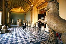 世界博物馆,行走在文明的积淀中